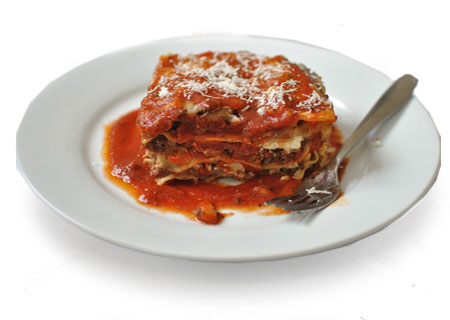 1 Lasagne ( For One )