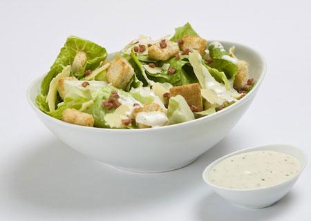 1 Tossed Salad